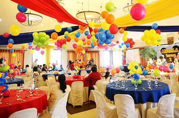 EVENT DECOR & THEMES